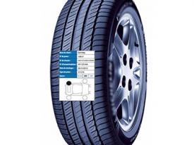 Seasonal tire storage label