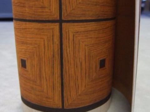 Wood aspect label
