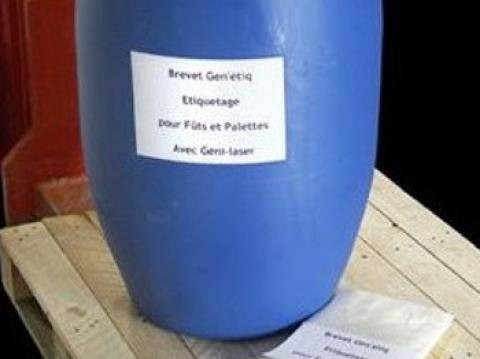 Geni-Laser® a powerful adhesive